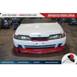 JDM 1994-2001 HONDA INTEGRA DC2 FRONT END WITH LIP CONVERSION NON HID TYPE R