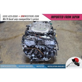 JDM 2003 2004 2005 2006 NISSAN 350Z ENGINE VQ35 INFINITI G35 ENGINE VQ35 VQ35DE NON REV UP