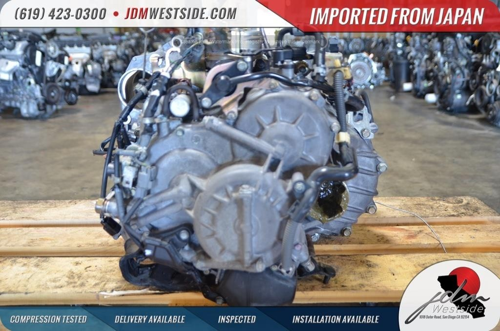 ACURA TL L TYPE S SOHC VTEC AUTOMATIC TRANSMISSION - 2002 acura tl transmission