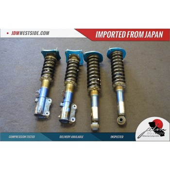 JDM 1988 1991 MAZDA RX7 FC3S FRONT & REAR CUSCO COILOVERS SUSPENSION 13B