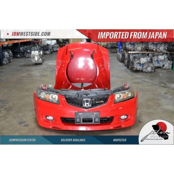 JDM 2004 2008 Acura TSX EURO R FRONT END CONVERSION COMPLETE