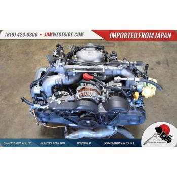 2006-2011 SUBARU FORESTER LEGACY AVCS ENGINE SOHC 2.5 LONG BLOCK EJ25