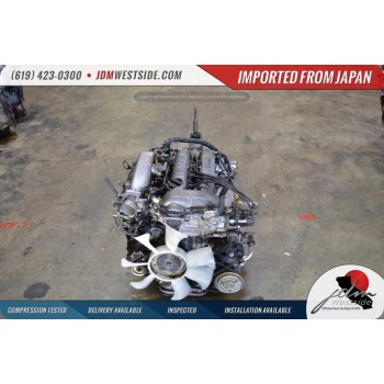 Nissan Silvia Nissan S13 S14 SR20DE Engine Non-Turbo Complete Swap 5 Speed JDM