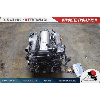 JDM TOYOTA 1JZ-GTE VVTI 2.5L ENGINE FRONT SUMP WITH AUTO TRANSMISSION