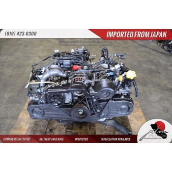 99-04 SUBARU LEGACY OUTBACK FORESTER ENGINE 2.0L REPLACEMENT EJ25 EJ20 SOHC