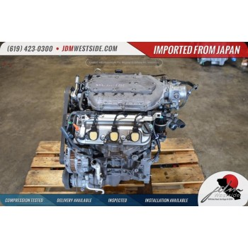 2003 2004 2005 2006 2007 HONDA ACCORD 3.0L J30A J30 ENGINE IVTEC MOTOR V6
