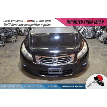 08 12 HONDA ACCORD INSPIRE CP FRONT END NOSE CUT CONVERSION JDM FRONT CLIP